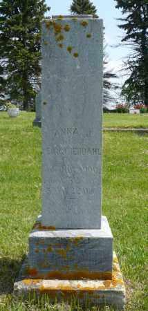 NERDAHL, ANNA JOHANNA - Minnehaha County, South Dakota | ANNA JOHANNA NERDAHL - South Dakota Gravestone Photos