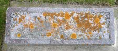 NESSAN, ARTLIN B. - Minnehaha County, South Dakota | ARTLIN B. NESSAN - South Dakota Gravestone Photos
