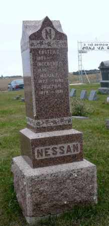 NESSAN, INGEBORG P. - Minnehaha County, South Dakota | INGEBORG P. NESSAN - South Dakota Gravestone Photos