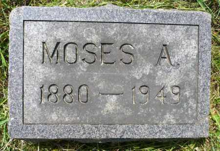 ORDAL, MOSES A. - Minnehaha County, South Dakota | MOSES A. ORDAL - South Dakota Gravestone Photos