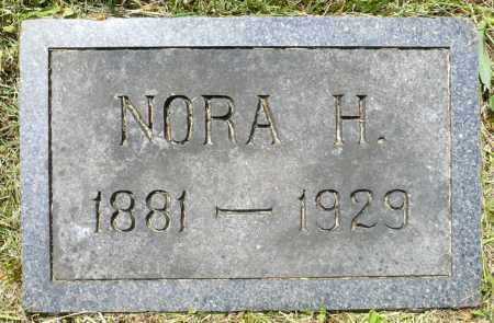 ORDAL, NORA H. - Minnehaha County, South Dakota | NORA H. ORDAL - South Dakota Gravestone Photos