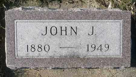 ORSTAD, JOHN J. - Minnehaha County, South Dakota   JOHN J. ORSTAD - South Dakota Gravestone Photos