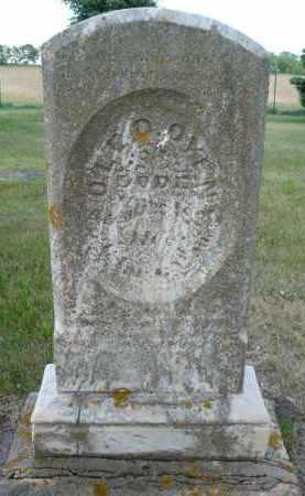 OYEN, OLE D. - Minnehaha County, South Dakota   OLE D. OYEN - South Dakota Gravestone Photos