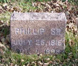 PABST, PHILLIP SR. - Minnehaha County, South Dakota | PHILLIP SR. PABST - South Dakota Gravestone Photos