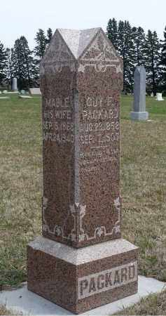 PACKARD, MABLE - Minnehaha County, South Dakota | MABLE PACKARD - South Dakota Gravestone Photos