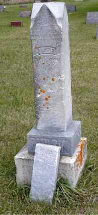 PAULSON, IVER - Minnehaha County, South Dakota | IVER PAULSON - South Dakota Gravestone Photos