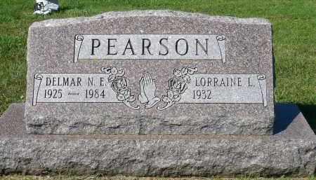 PEARSON, LORRAINE L. - Minnehaha County, South Dakota   LORRAINE L. PEARSON - South Dakota Gravestone Photos