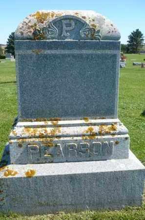 PEARSON, FAMILY MARKER - Minnehaha County, South Dakota   FAMILY MARKER PEARSON - South Dakota Gravestone Photos