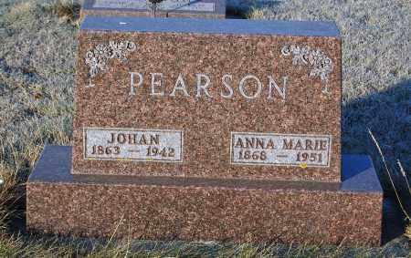 PEARSON, ANNA MARIE - Minnehaha County, South Dakota | ANNA MARIE PEARSON - South Dakota Gravestone Photos