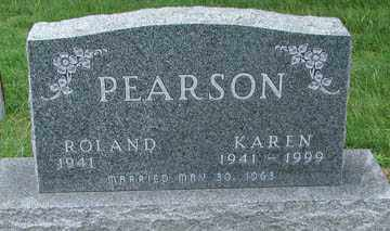 PEARSON, KAREN KAY - Minnehaha County, South Dakota | KAREN KAY PEARSON - South Dakota Gravestone Photos