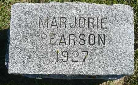 PEARSON, MARJORIE - Minnehaha County, South Dakota | MARJORIE PEARSON - South Dakota Gravestone Photos