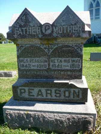 PEARSON, NETA - Minnehaha County, South Dakota | NETA PEARSON - South Dakota Gravestone Photos