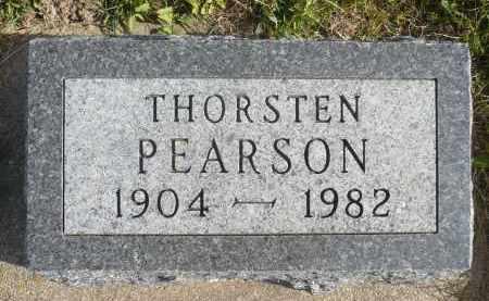 PEARSON, THORSTEN - Minnehaha County, South Dakota   THORSTEN PEARSON - South Dakota Gravestone Photos