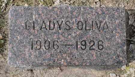 PEDERSON, GLADYS OLIVA - Minnehaha County, South Dakota | GLADYS OLIVA PEDERSON - South Dakota Gravestone Photos