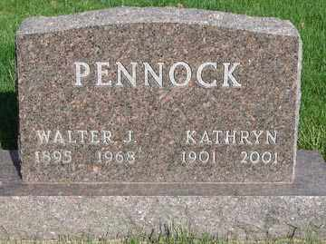 PENNOCK, KATHRYN - Minnehaha County, South Dakota   KATHRYN PENNOCK - South Dakota Gravestone Photos