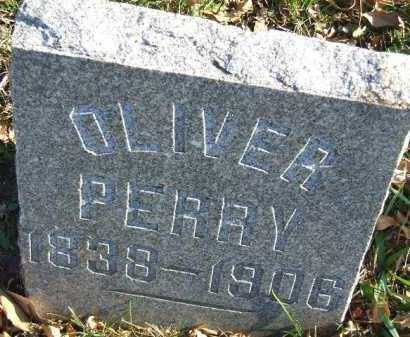 ASHLEY, OLIVER PERRY - Minnehaha County, South Dakota | OLIVER PERRY ASHLEY - South Dakota Gravestone Photos