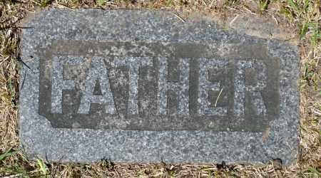 PITTS, HENRY P. (FOOTSTONE) - Minnehaha County, South Dakota | HENRY P. (FOOTSTONE) PITTS - South Dakota Gravestone Photos