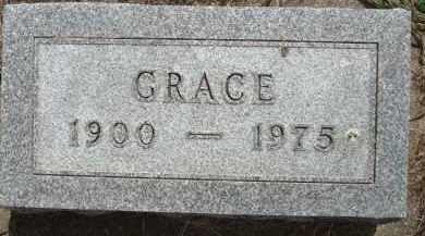 POEL, GRACE - Minnehaha County, South Dakota   GRACE POEL - South Dakota Gravestone Photos