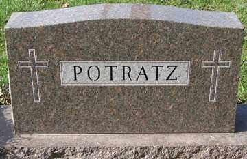 POTRATZ, FAMILY MARKER - Minnehaha County, South Dakota | FAMILY MARKER POTRATZ - South Dakota Gravestone Photos