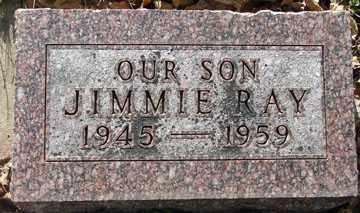 POTRATZ, JIMMIE RAY - Minnehaha County, South Dakota | JIMMIE RAY POTRATZ - South Dakota Gravestone Photos