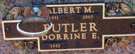 PUTLER, DORRINE E. - Minnehaha County, South Dakota | DORRINE E. PUTLER - South Dakota Gravestone Photos