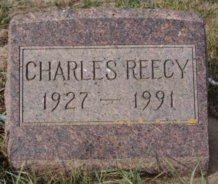 REECY, CHARLES - Minnehaha County, South Dakota | CHARLES REECY - South Dakota Gravestone Photos