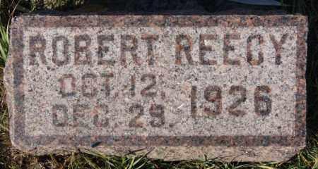 REECY, ROBERT - Minnehaha County, South Dakota   ROBERT REECY - South Dakota Gravestone Photos