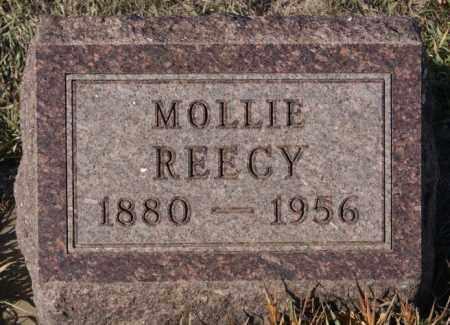 REEDY, MOLLIE - Minnehaha County, South Dakota | MOLLIE REEDY - South Dakota Gravestone Photos