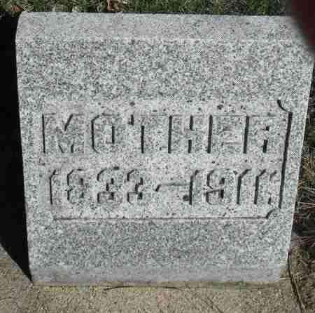 ROCKWOOD, MIRANDA D. - Minnehaha County, South Dakota | MIRANDA D. ROCKWOOD - South Dakota Gravestone Photos