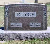 ROYCE, ORLEN - Minnehaha County, South Dakota | ORLEN ROYCE - South Dakota Gravestone Photos