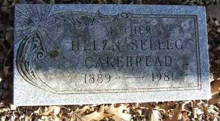 BAKKER SELLEG CAKEBREAD, HELEN DELORES - Minnehaha County, South Dakota | HELEN DELORES BAKKER SELLEG CAKEBREAD - South Dakota Gravestone Photos