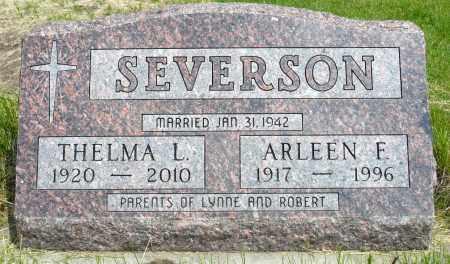 SEVERSON, THELMA L. - Minnehaha County, South Dakota | THELMA L. SEVERSON - South Dakota Gravestone Photos