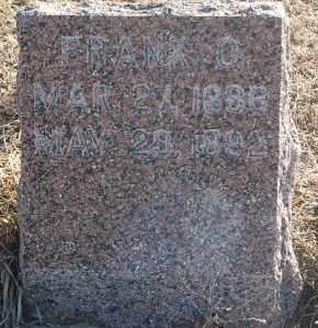 SISSON, FRANK - Minnehaha County, South Dakota | FRANK SISSON - South Dakota Gravestone Photos