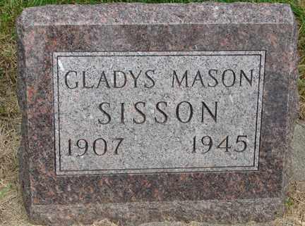 SISSON, GLADYS - Minnehaha County, South Dakota | GLADYS SISSON - South Dakota Gravestone Photos