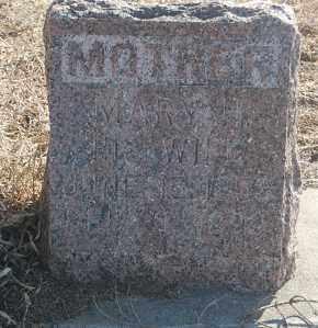 SISSON, MARY H. - Minnehaha County, South Dakota | MARY H. SISSON - South Dakota Gravestone Photos