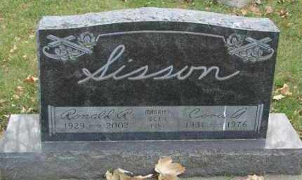 SISSON, CORA A. - Minnehaha County, South Dakota | CORA A. SISSON - South Dakota Gravestone Photos