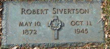 SIVERTSON, ROBERT - Minnehaha County, South Dakota   ROBERT SIVERTSON - South Dakota Gravestone Photos
