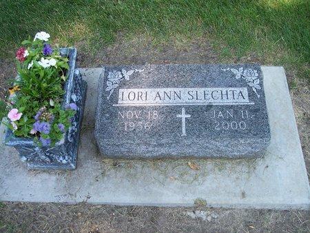 AMENT SLECHTA, LORI ANN - Minnehaha County, South Dakota | LORI ANN AMENT SLECHTA - South Dakota Gravestone Photos