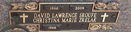 ZRELAK, CHRISTINIA MARIE - Minnehaha County, South Dakota | CHRISTINIA MARIE ZRELAK - South Dakota Gravestone Photos