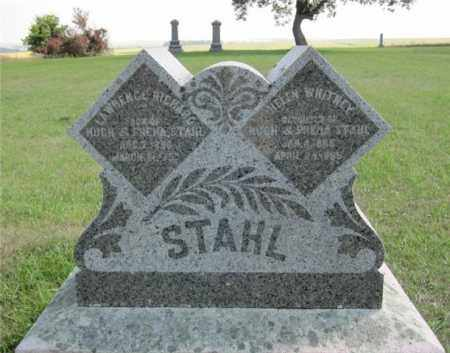 STAHL, HELEN WHITNEY - Minnehaha County, South Dakota | HELEN WHITNEY STAHL - South Dakota Gravestone Photos