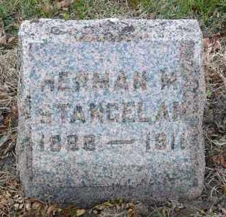 STANGELAND, HERMAN M. - Minnehaha County, South Dakota   HERMAN M. STANGELAND - South Dakota Gravestone Photos