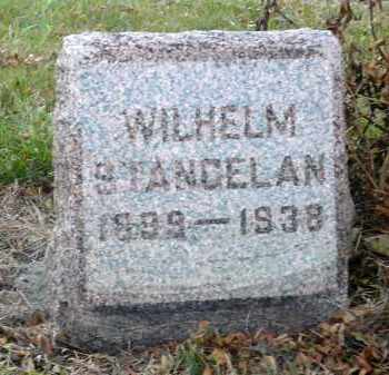 STANGELAND, WILHELM - Minnehaha County, South Dakota   WILHELM STANGELAND - South Dakota Gravestone Photos
