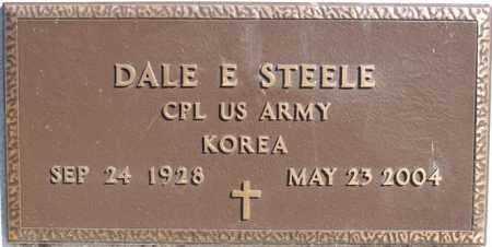 STEELE, DALE E (KOREA) - Minnehaha County, South Dakota | DALE E (KOREA) STEELE - South Dakota Gravestone Photos