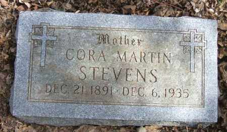 STEVENS, CORA - Minnehaha County, South Dakota | CORA STEVENS - South Dakota Gravestone Photos