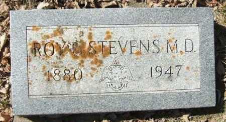 STEVENS, ROY G. - Minnehaha County, South Dakota | ROY G. STEVENS - South Dakota Gravestone Photos