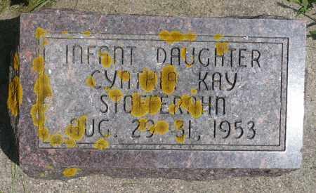 STOFFERAHN, CYNTHIA KAY - Minnehaha County, South Dakota   CYNTHIA KAY STOFFERAHN - South Dakota Gravestone Photos