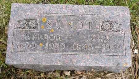 SUDNT, INGEBOR - Minnehaha County, South Dakota | INGEBOR SUDNT - South Dakota Gravestone Photos