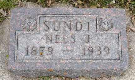 SUNDT, NELS J. - Minnehaha County, South Dakota | NELS J. SUNDT - South Dakota Gravestone Photos
