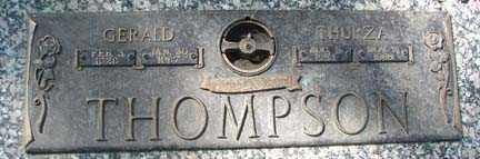 THOMPSON, GERALD O. - Minnehaha County, South Dakota | GERALD O. THOMPSON - South Dakota Gravestone Photos