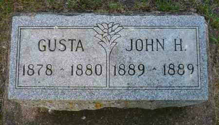 THOMPSON, JOHN H. - Minnehaha County, South Dakota | JOHN H. THOMPSON - South Dakota Gravestone Photos